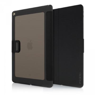 Incipio IPD-286-BLK Clarion Shock Absorbing Translucent Folio for iPad Pro - Black