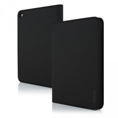 Incipio IPD-288-BLK Hilson Zipper Folio Case for iPad Pro - Black