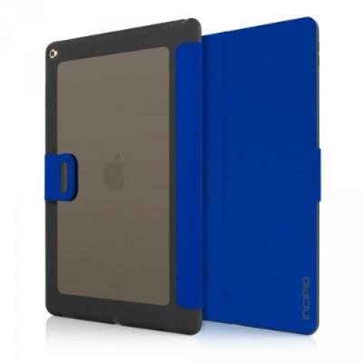 Incipio IPD-286-BLU Clarion Shock Absorbing Translucent Folio for iPad Pro - Blue