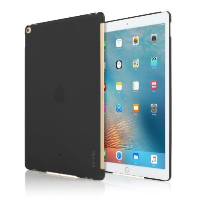 Incipio IPD-287-BLK feather Ultra Thin Snap-On Case for iPad Pro 12.9 - Black