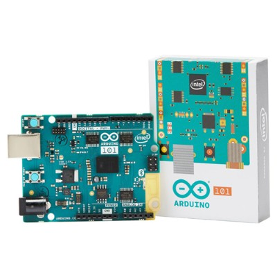 Intel ATLASEDGE.1 Arduino 101 - Development Board - Helps users learn the basics of programming ? Single Motherboard/CPU Combo