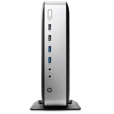 HP Inc. P5V91UT#ABA Smart Buy t730 AMD Quad-Core RX-427BB APU 2.70GHz Thin Client - 8GB RAM  32GB Flash  Gigabit Ethernet  802.11ac