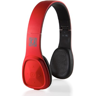 Outdoor Tech OT1900-R Los Cabos - Wireless Headphones - Red