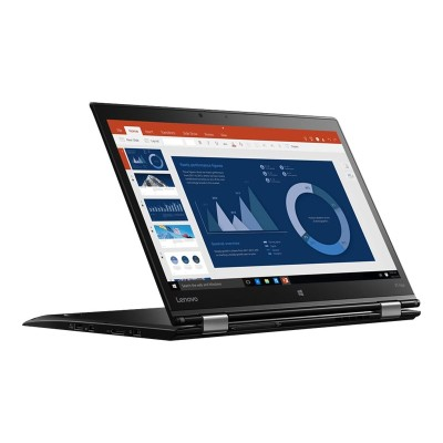 Lenovo 20FQ000RUS ThinkPad X1 Yoga 20FQ - Ultrabook - Core i5 6200U / 2.3 GHz - Win 10 Pro 64-bit - 8 GB RAM - 256 GB SSD TCG Opal Encryption 2 - 14 IPS touchsc