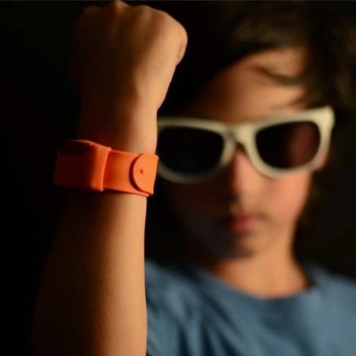 Moff 1001OR The Wearable Smart Toy Band - Orange