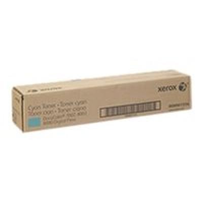 Xerox 006R01554 Cyan - original - toner cartridge - for DocuColor 8080 Digital Press