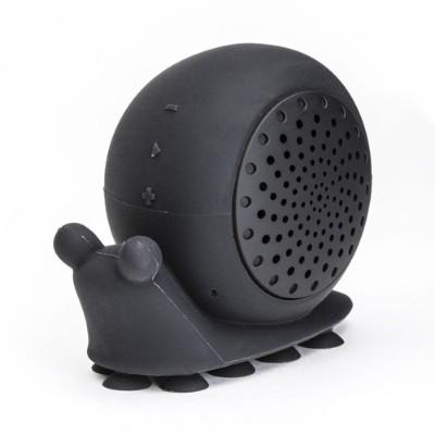 On Hand Software SBLK-SHSOH Biggie Snails Snail Shower Speaker - Black