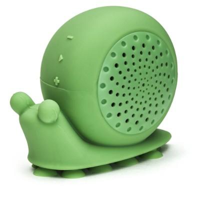 On Hand Software SGRN-SHSOH Elvis Snail Shower Speaker - Green
