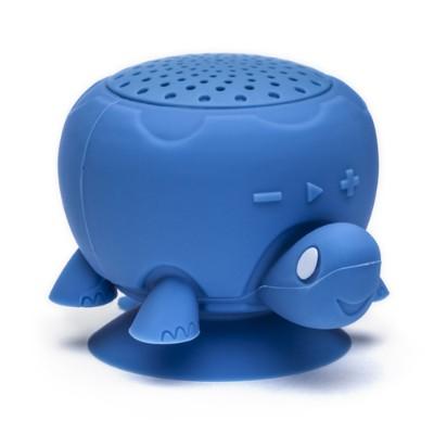 On Hand Software TBLU-SHSOH Miley Turtle Shower Speaker - Blue