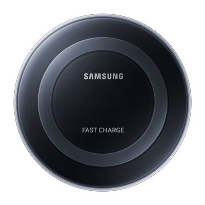 Samsung Electronics EP-PN920TBEGUS Fast Charge Wireless Charging Pad - Black Sapphire