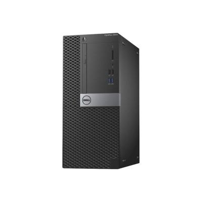 Dell C3JTP OptiPlex 3040 - MT - 1 x Core i5 6500 / 3.2 GHz - RAM 8 GB - HDD 1 TB - DVD-Writer - HD Graphics 530 - GigE - Win 7 Pro 64-bit (includes Win 10 Pro 6