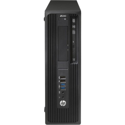 HP Inc. L9K66UT#ABA Smart Buy Z240 Intel Core i7-6700 Quad-Core 3.40GHz Small Form Factor Workstation - 8GB RAM  1TB HDD  SuperMulti DVD  Gigabit Ethernet