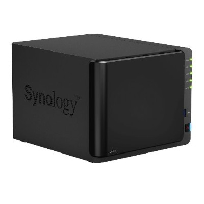 Synology DS416 Disk Station 4-Bay Diskless Network Attached Storage