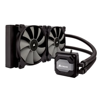 Corsair Memory CW-9060026-WW Hydro Series H110i Extreme Performance Liquid CPU Cooler - Liquid cooling system - (LGA1156 Socket Socket AM2 LGA1366 Socket Soc