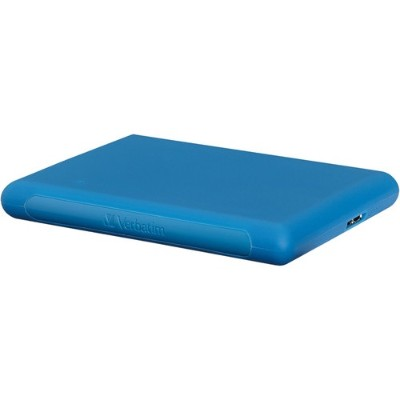 Verbatim 99022 1TB Titan XS Portable Hard Drive  USB 3.0 – Blue