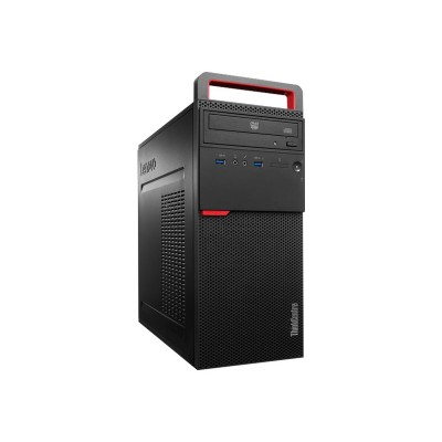 Lenovo 10GR0023US ThinkCentre M700 10GR - Tower - 1 x Core i5 6400 / 2.7 GHz - RAM 8 GB - HDD 1 TB - DVD SuperMulti - HD Graphics 530 - GigE - pre-installed: Wi