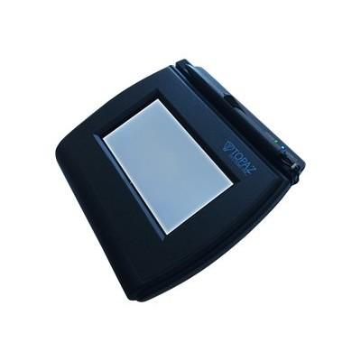 Topaz System T-LBK750SE-WFB1-R SigLite LCD 4x3 WiFi T-LBK750SE-WFB1-R - Signature terminal w/ LCD display - electromagnetic - wireless