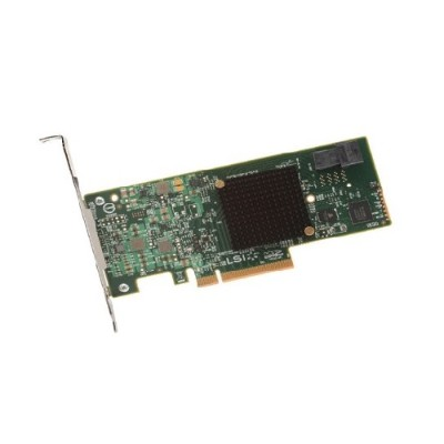 LSI Logic 05-26105-00 MegaRAID SAS 9341-4i 12Gb/s SAS and SATA RAID Controller Card