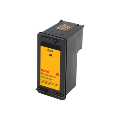 eReplacements C8767WN-KD Kodak High Yield Black Remanufactured Ink Cartridge Replacement for HP 96 for use with HP DeskJet 69XX  Officejet 72XX  Photosmart 25XX
