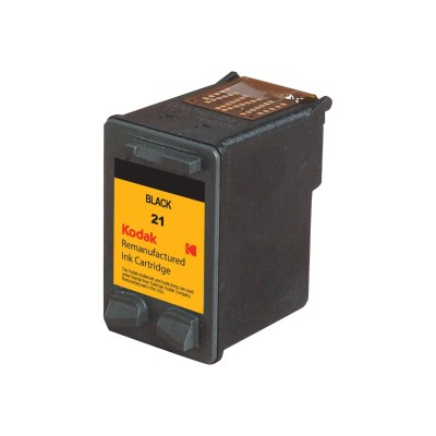 eReplacements C9351AN-KD Kodak High Yield Black Remanufactured Ink Cartridge Replacement for HP 21 for use with HP DeskJet F2149  F2179  F2185  F2187  F2210  F2