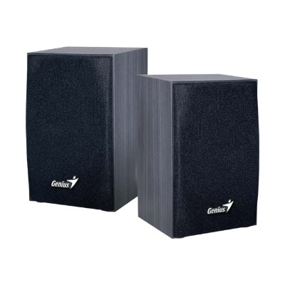 Genius 31731063100 SP-HF160 - Speakers - for PC - 4 Watt (total) - black