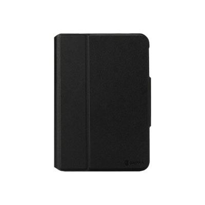 Griffin GB42191 SnapBook - Flip cover for tablet - polycarbonate  thermoplastic polyurethane - black - for Apple iPad mini 4