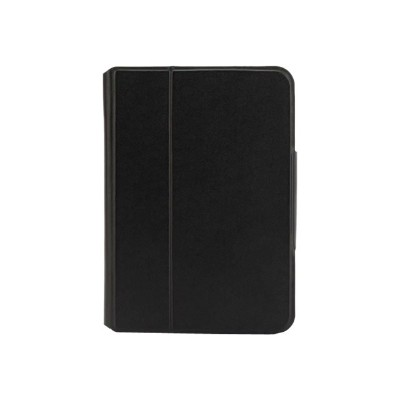 Griffin GB42233 SnapBook - Flip cover for tablet - polycarbonate  thermoplastic polyurethane - black - for Apple iPad mini  iPad mini 2  3
