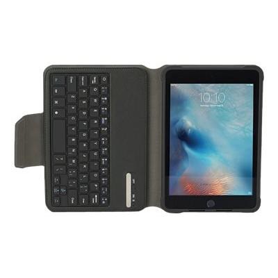 Griffin GB42236 Snapbook w Keyboard - Keyboard and folio case - Bluetooth - for Apple iPad mini 4