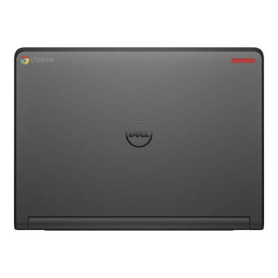Dell 7F23P Chromebook 11 - Celeron N2840 / 2.16 GHz - Chrome OS - 4 GB RAM - 16 GB eMMC - 11.6 1366 x 768 (HD) - HD Graphics - Wi-Fi - blue trim - kbd: English