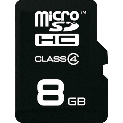 Emtec ECMSDM8GHC4 MICRO-SDHC 8GB CLASS 4