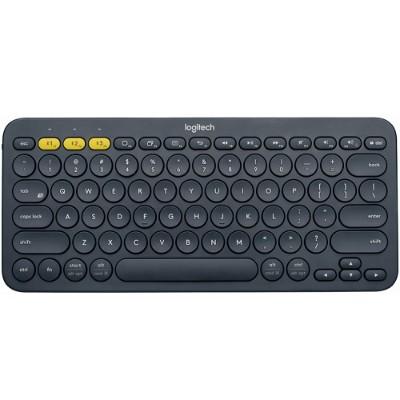 Logitech 920-007558 Multi-Device K380 - Keyboard - Bluetooth - black