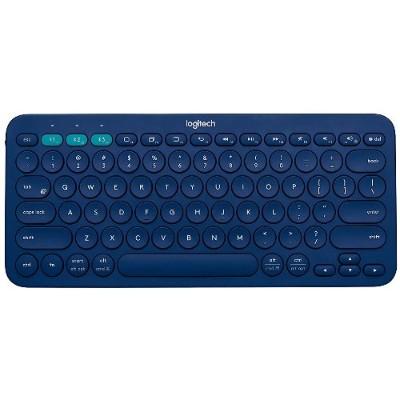 Logitech 920-007559 Multi-Device K380 - Keyboard - Bluetooth - blue