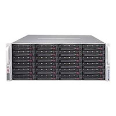 Super Micro CSE-847E2C-R1K28JBOD 4U SC847 JBOD SAS3 EXPANDER 1280W REDUN