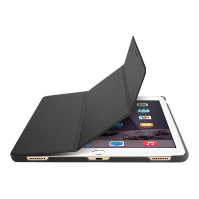MacAlly Peripherals BSTANDPROG BSTANDPROG - Flip cover for tablet - polyurethane - gray - for Apple 12.9-inch iPad Pro