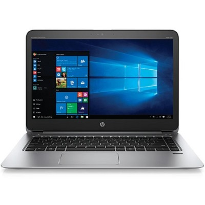 HP Inc. V1P89UT#ABA Smart Buy EliteBook Folio 1040 G3 Intel Core i5-6200U Dual-Core 2.30GHz Notebook PC - 8GB RAM  128GB SSD  14 FHD LED  Gigabit Ethernet  802.
