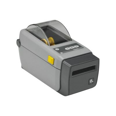 Zebra Tech ZD41023-D01E00EZ ZD410 - Label printer - thermal paper - Roll (2.35 in) - 300 dpi - up to 240.9 inch/min - USB 2.0  LAN  USB host