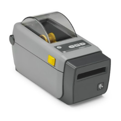 Zebra Tech ZD41022-D01E00EZ ZD410 - Label printer - thermal paper - Roll (2.35 in) - 203 dpi - up to 359.1 inch/min - USB 2.0  LAN  USB host