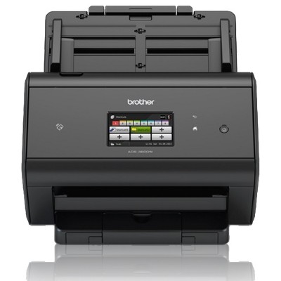 Brother ADS-3600W High-Speed Wireless Document Scanner for Mid to Large Size Workgroups