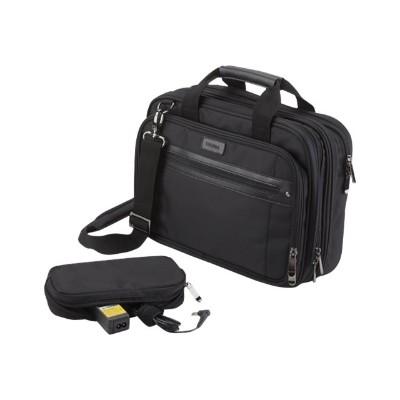Toshiba PA1563U-1CS6 Envoy 2 - Notebook carrying case - 16 - black - for Tecra A50  C50  W50  Z50