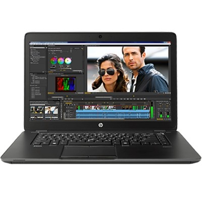 HP Inc. V1H59UT#ABA Smart Buy ZBook 15u G3 Intel Core i5-6200U Dual-Core 2.30GHz Mobile Workstation - 4GB RAM  500GB HDD  15.6 LED FHD  Gigabit Ethernet  802.11