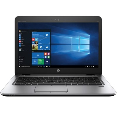 HP Inc. T6F45UT#ABA Smart Buy EliteBook 840 G3 Intel Core i5-6200U Dual-Core 2.30GHz Notebook PC - 8GB RAM 128GB SSD  14 LED FHD  Gigabit Ethernet  802.11ac  We