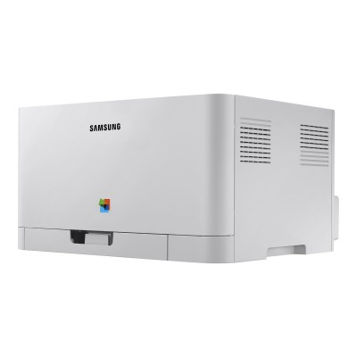 Samsung SL-C430W/XAA Xpress C430W - Printer - color - laser - A4/Legal - 600 x 600 dpi - up to 19 ppm (mono) / up to 4 ppm (color) - capacity: 150 sheets - USB