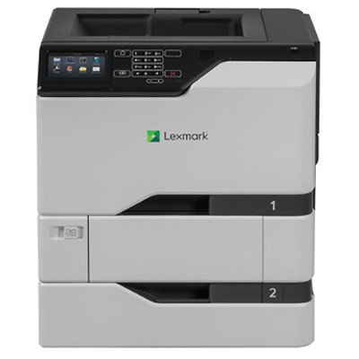 Lexmark 40C9001 CS725dte Color Laser Printer