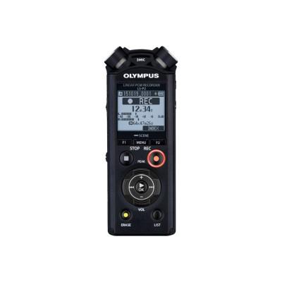 Olympus V414151BU000 LS-P2 - Voice recorder - 8 GB