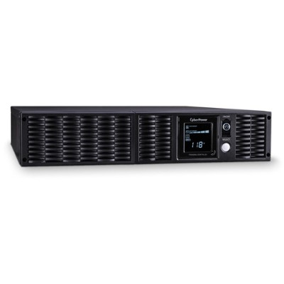 Cyberpower PR3000LCDRTXL2UN Smart App Sinewave PR3000LCDRTXL2UN - UPS (rack-mountable / external) - AC 120 V - 3000 Watt - 3000 VA 9 Ah - Ethernet 10/100  RS-23