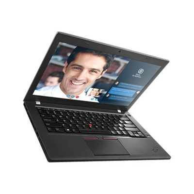 Lenovo 20FH001SUS ThinkPad T560 20FH - Ultrabook - Core i5 6300U / 2.4 GHz - Win 7 Pro 64-bit (includes Win 10 Pro 64-bit License) - 4 GB RAM - 180 GB SSD TCG O