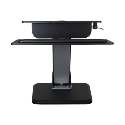 StarTech.com ARMSTS Sit-to-Stand Workstation - with Pneumatic Spring for One-Touch Height Adjustment