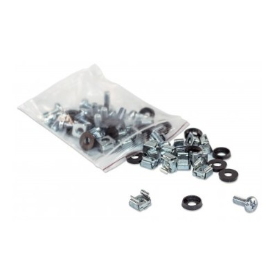 Intellinet Network Solutions 712194 20pcs Cage Nut Set