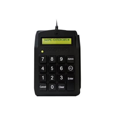 Magtek 21087008 DynaPAD - Keypad - USB - black