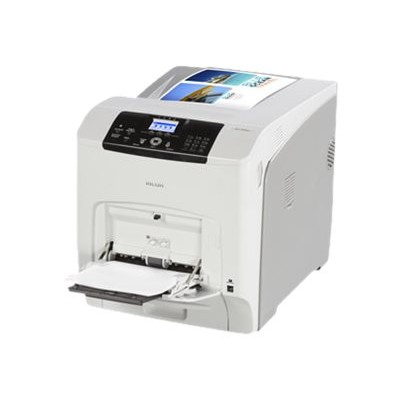 Ricoh 407997 SP C435DN - Printer - color - Duplex - laser - A4/Legal - 1200 x 1200 dpi - up to 37 ppm (mono) / up to 37 ppm (color) - capacity: 650 sheets - USB